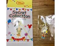Disney Japan Store keychain - Goofy and Pluto