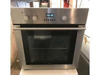 Diplomat Stainless Steel Electric Oven & Grill (Fully Working & 4 Month Warranty)