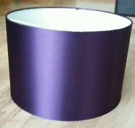 Large lightshade in purple