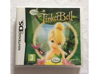 Tinkerbell DS game