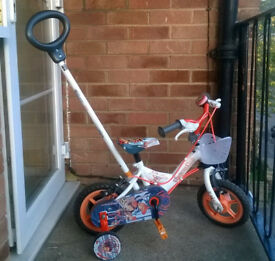 Children's 2-3yr old bicycle
