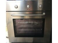 EX Display Whirlpool Electric Single fan oven and Gas Hob. New Never Used. Ex BQ Display model.