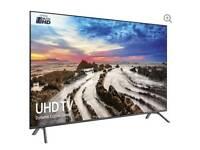 "SAMSUNGUE55MU7070 55"" Smart 4K Ultra HD HDR LED TV"