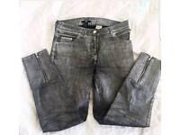 H&M women's jeans size 8