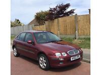 Rover 1.4 petrol £525!!
