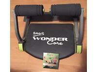 Wonder core exerciser plus DVD