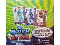 Match Attax 16/17 + UEFA Champions League Match Attax Cards