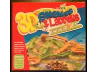 '3D Snakes & Ladders' Board Game