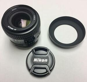 Nikon AF Nikkor 24mm f2.8D like new with 90 days warranty
