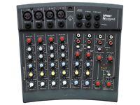 Spirit Notepad Sound Mixer