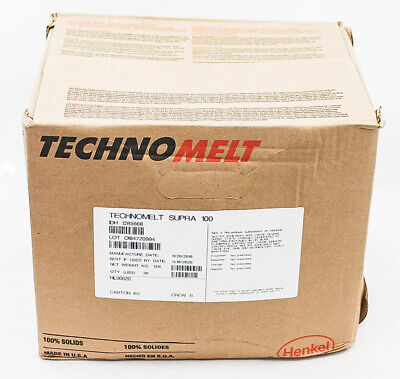 Technomelt Supra 100 Hot Melt Adhesive Pellets 30lb