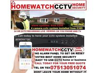 CCTV CCTV ALARM SYTEMS BEST DEALS HOMEWATCH CCTV ALARMS CCTV INSTALLED FROM £195 ALARMS FROM £295