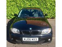BMW 1 series 116i petrol