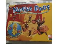 Mouse drop game