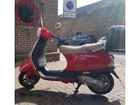 Scooter Piaggio - Vespa 50cc