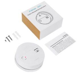 Job Lot 10 x X-Sense DS51 Photoelectric Smoke and Carbon Monoxide Alarm