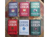 14 Catherine Cookson Hardback Books with Dust Jackets - As New
