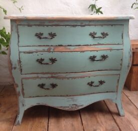 French style chest of draws
