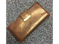 Authentic Gucci wallet prestige designer