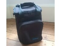 Large 80's POLAROID Lens / Camera Bag