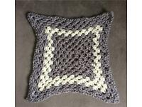 New crocheted large thick baby blanket