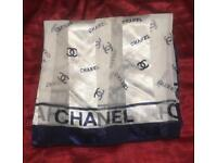 Authentic Chanel scarf
