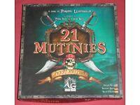 '21 Mutinies' Board Game