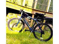 Carrera Axle mens mountain bike
