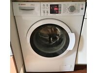 Bosch Exxcell 8 VarioPerfecr Washing Macine WAQ28461GB