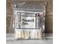 Chamois tips