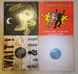 14 vinyls in near mint and very good + condition