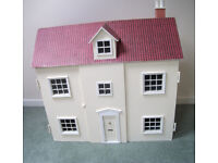 GEORGIAN STYLE DOLLS HOUSE