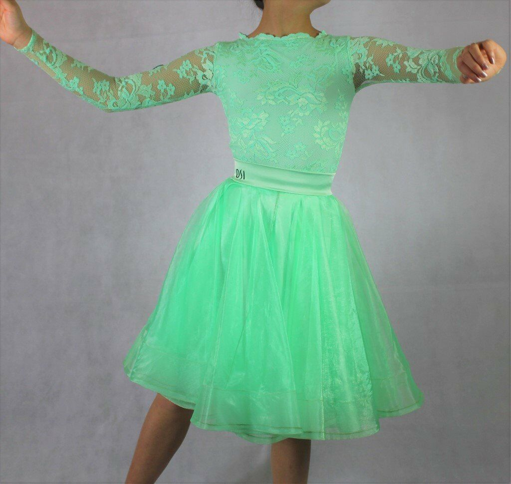 be018bb61e2db Juvenile DSI Latin and Ballroom girls outfit | in Redhill, Surrey | Gumtree
