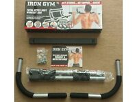 Iron Gym Total Upper Body Upper Workout Bar