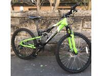 Unisex Apollo Gradient mountain bike, Like New