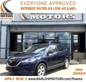 2013 Mazda CX-9 GS**AMVIC INSPECTION & CARPROOF PROVIDED