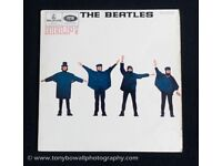 Beatles First Edition Mono 'Help' Vinyl Album for Sale. Plays perfectly