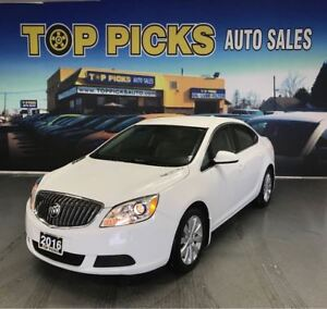 2016 Buick Verano ONE OWNER, ONLY 15,000 Kms!!!