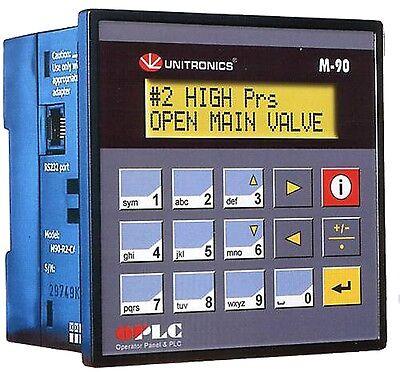 Unitronics M91-2-r6c Plc Hmi Newnib