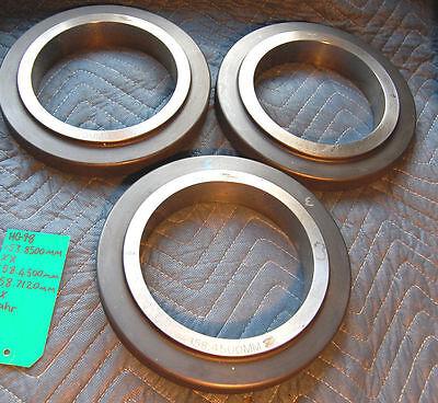 Mahr Federal 6 153mm - Xx Master Bore Gage Setting Ring Setting Rings