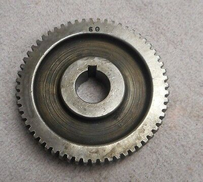 Barber Colman 3 Gear Hobber  Change Gear 60 Teeth