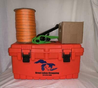 New Great Lakes Strapping Tool Kit