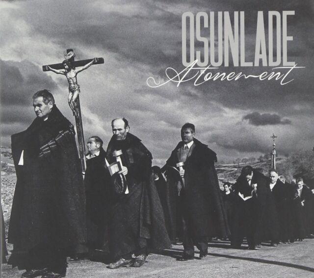 OSUNLADE - ATONEMENT  CD NEU