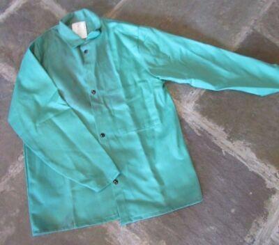 Banox Flame Resistant Fr Coat Jacket Banox Certified Welding Jacket Medium