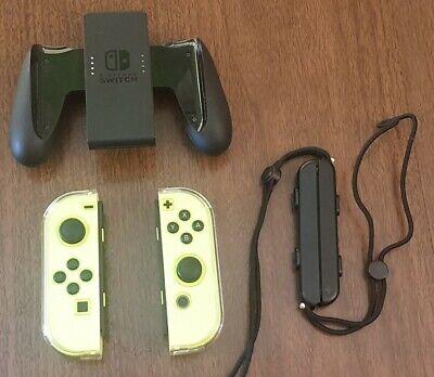 Nintendo Switch Joy-cons - L/R Neon Yellow ARMS