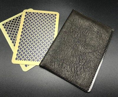 Vintage Close Up (Vintage Close up Magic Trick - Card Match)