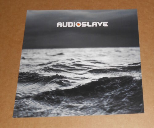 Audioslave Out of Exile Poster 2-Sided Flat Square 2005 Promo 12x12