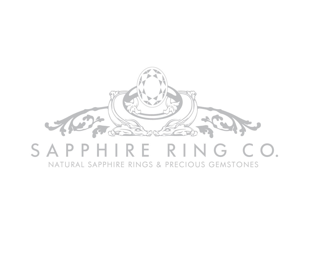 Natural Sapphire Engagement Rings