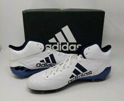 NIB Adidas SM Adizero 5-Star 6.0 mid Cleats Men's Football BW1481  SZ 12
