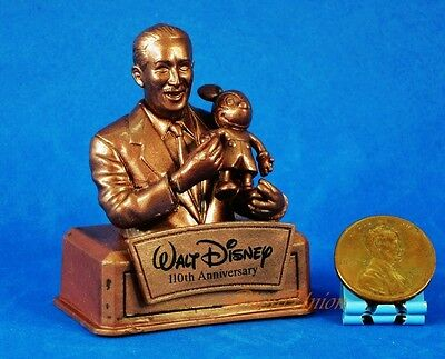 Cake Topper Walt Disney 110th Anniversary Mickey Mouse Cake Topper Statue A572](Mickey Cake Topper)